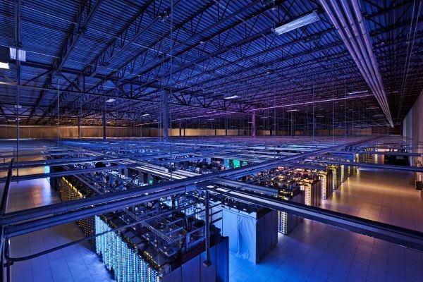 google infrastruttura datacenter